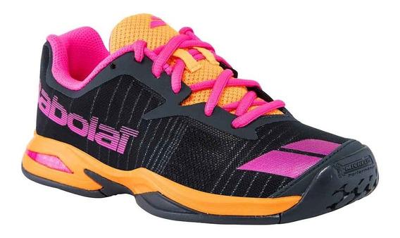 Zapatos Para Jugar Tenis Niña Babolat Jet All Court