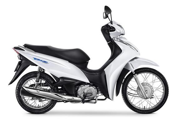 Honda Biz 110i - Branco 0km Sem Entrada - Pinda-sp