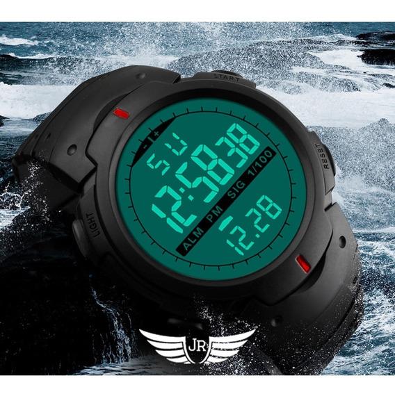 Relógio Digital Atlantis Shock Prova D´água + Frete Grátis !