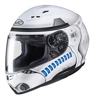Casco De Moto Hjc Star Wars Unisex-adulto Cara Completa Cs-r