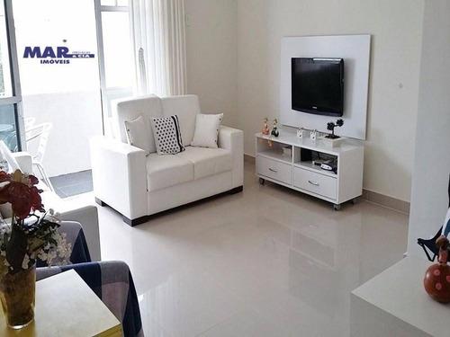 Imagem 1 de 18 de Apartamento Residencial À Venda, Barra Funda, Guarujá - . - Ap9019