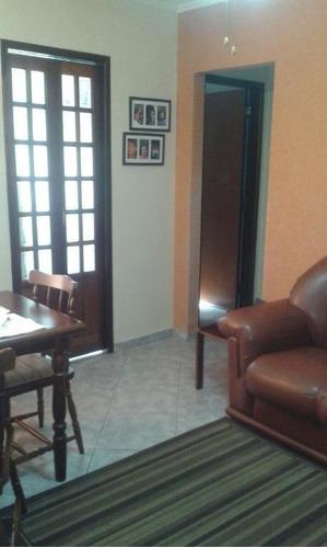 Apartamento Residencial À Venda, Vila Rio De Janeiro, Guarulhos. Ref: Ap0046 - Ap0046