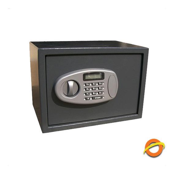 Caja Fuerte Seguridad Digital Teclado Hogar Oficina Segura Resistente Abulonar