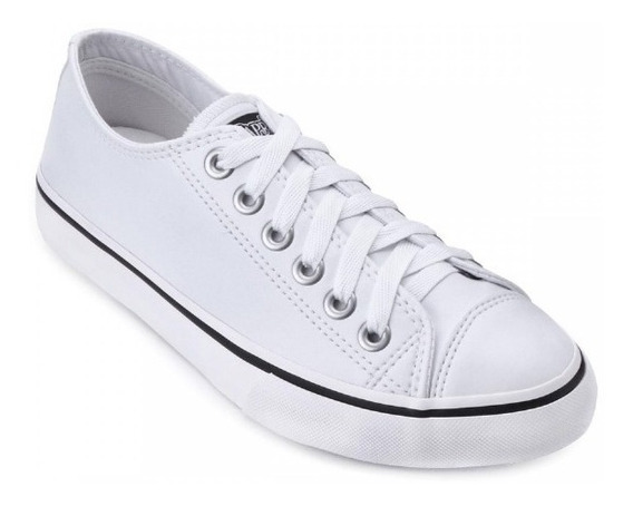 Tênis Capricho Like Class Feminino Branco Cp0542