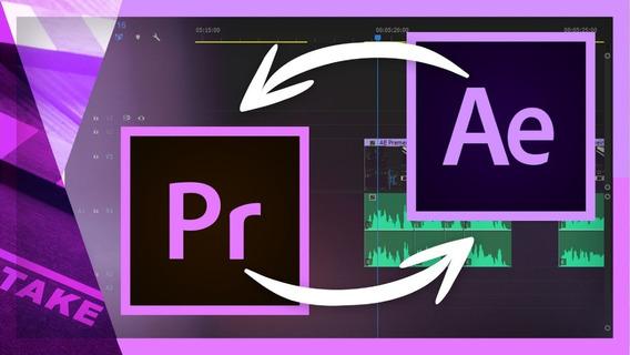 Cc Premiere Pro + After Effects Envio Imediato
