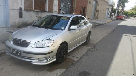 Toyota Corolla 1.8 S 2007