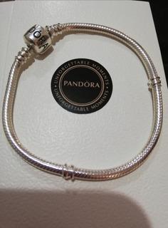 Pulsera Pandora Original Plata 925.