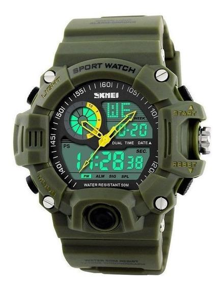 Relógio Skmei S Shock Original Modelo 1029 Masculino