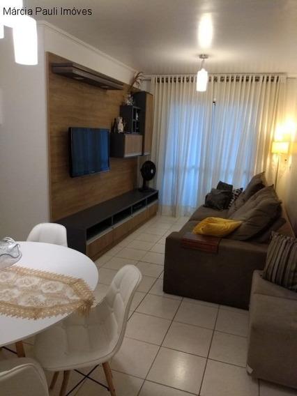 Apartamento No Condomínio Torres De Vera Cruz - Centro - Itupeva/sp. - Ap04230 - 34670639