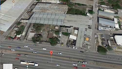 Terreno Comercial 1,280 Metros Carretera Reynosa Guadalupe Nuevo León