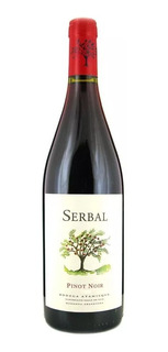 Vino Serbal Pinot Noir 750ml. - Envíos