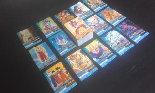 Cartas De Dragon Ball Z (originales, Nuevas Y Viejas)
