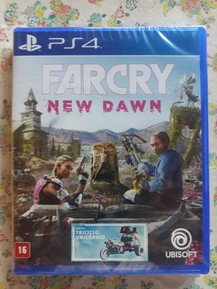 Far Cry New Dawn Playstation 4 Português