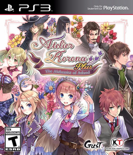 Atelier Rorona Plus The Alchemist Of Arland - Playstation 3