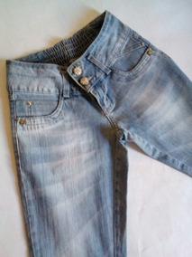 Calça Jeans Feminina 38 Levanta Bumbum Sawary