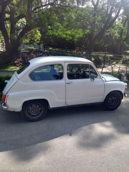 Fiat 600e Año 69 Vtv, Titular, Listo Para Transferir