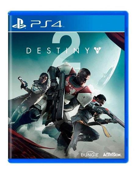 Destiny 2 Ps4 Mídia Física Pronta Entrega