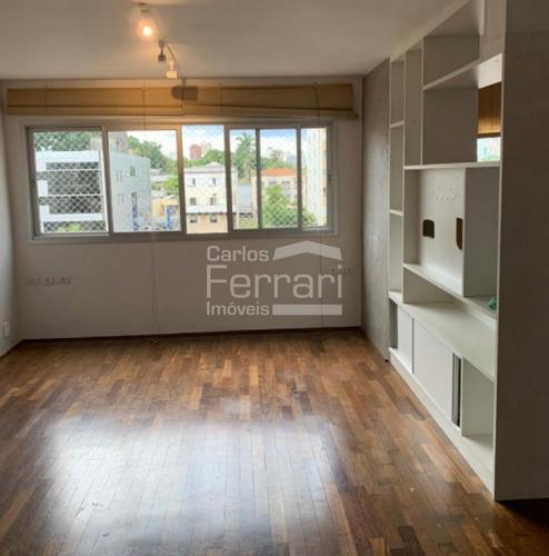 Imagem 1 de 15 de Apartamento Em Excelente Localização- Perdizes - Sp - Cf33030