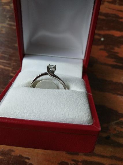 Anillo Compromiso, Diamante 30 Ct.