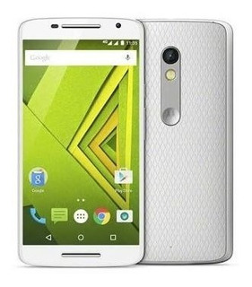 Moto X Play 16gb Color Blanco Dual Sim