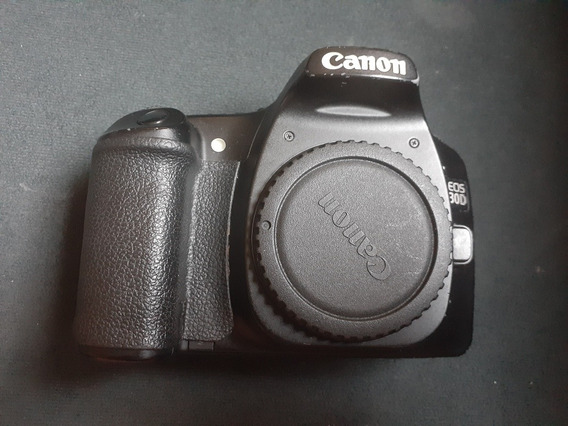Câmera Canon Eos 30d Profissional