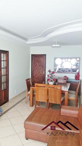 Permuta 3 Dorm. Com 140m², No Centro De Santo André , Troca - 2156