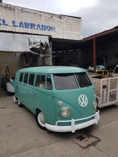 Vw Volkswagen Antigua Combi Split 11 Ventanas 1964