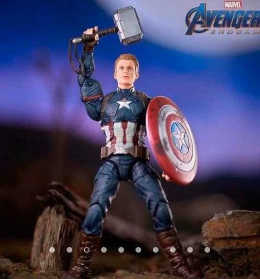 Marvel Avengers Endgame Captain America Worthy (digno)
