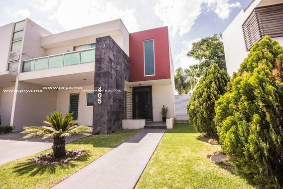 Casa En Renta En Solares En Zapopan, Jal.