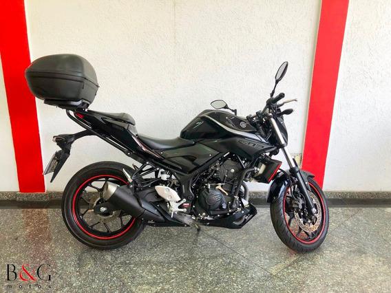 Yamaha Mt 03 Abs 321cc - 2019