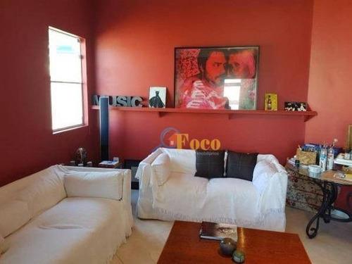 Imagem 1 de 16 de Casa Com 3 Dormitórios À Venda, 250 M² Por R$ 850.000,00 - Condomínio Itatiba Country Club - Itatiba/sp - Ca0640