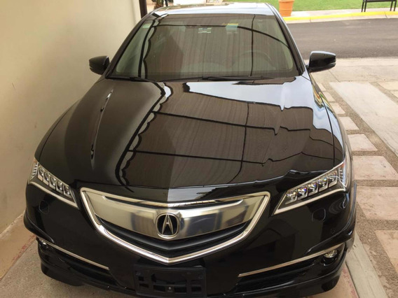 Acura Tlx 3.5 Advance At 2016