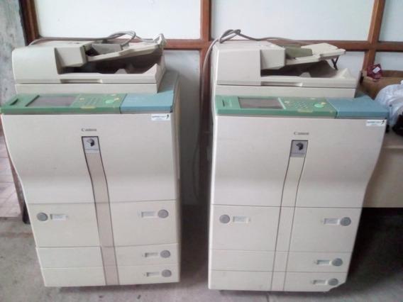 2 Fotocopiadoras Canon Imagerunner 5020 Usadas