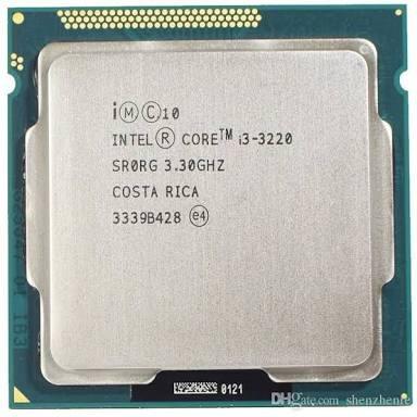Processador Core I3 3220 Lga 1155 3.30 Ghz Oem