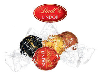 Bombones Lindt Chocolate Suizo Lindor 100g (8 Unidades)