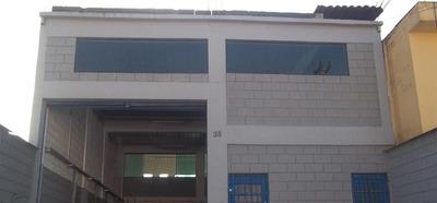 Galpão Para Alugar, 200 M² Por R$ 4.000/mês - Rudge Ramos - São Bernardo Do Campo/sp - Ga1105