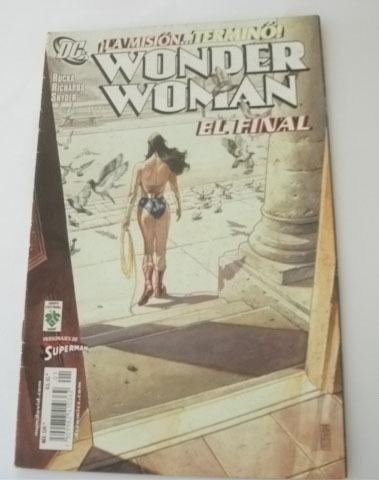 Kcg Wonder Woman El Final Editorial Vid 2007