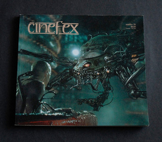 Matrix - Revista Cinefex Nº 79