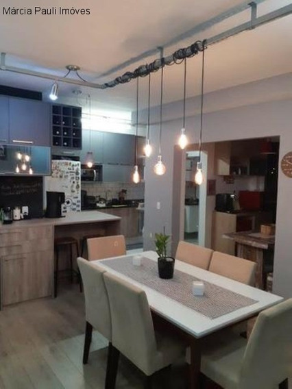Apartamento No Condomínio Forest - Jardim Ana Maria - Jundiaí - Ap04365 - 34822931