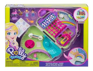Polly Pocket - Bolsa De Los Sueños Mini Casa - Mattel Gkj65