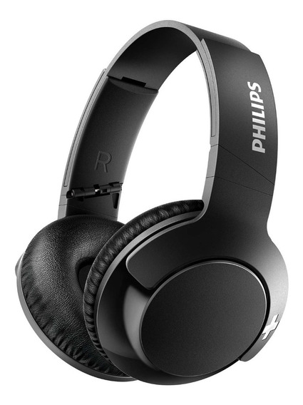 Fone Ouvido Dj Pro Bluetooth Powerbass Beats Philips Shb3175