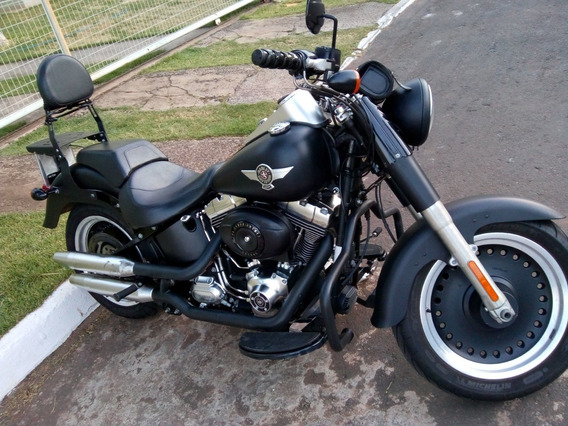 Harley-davidson Fat Boy Low/special 2012