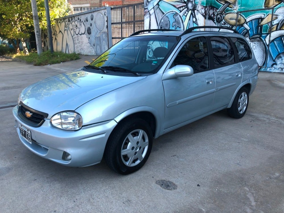 Chevrolet Corsa Wagon 1.4 Gls Financiada $40.000 Y Cuotas