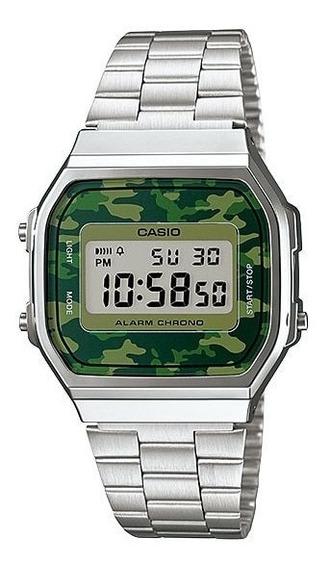 Relógio Casio Vintage Camuflado Ref: 5.703