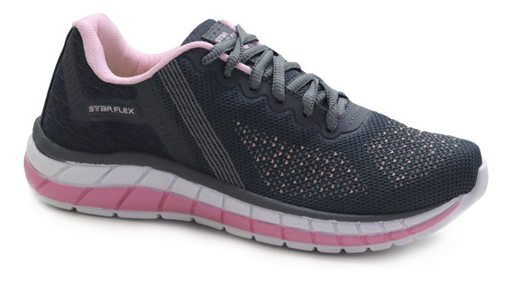 Tenis Star Flex Jogging Sfx0363