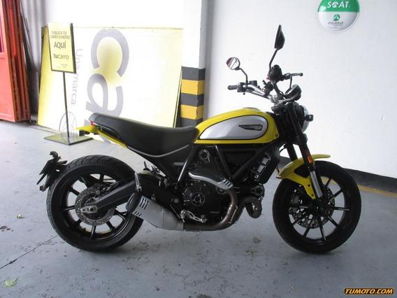 Ducati Srcambler Ican 800