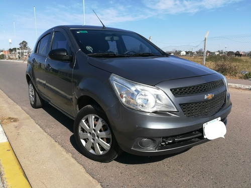 Chevrolet Agile Lt Full
