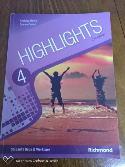Livro Do Aluno Highlights 4