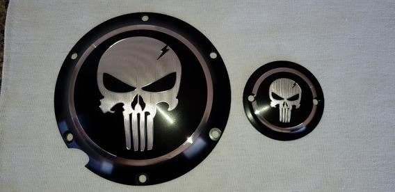 Tampas Da Primária E Inspeção Para Harley Sportster (todas).