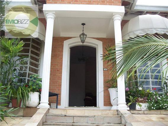 Casa Residencial À Venda, Jardim Celani, Valinhos. - Ca0806